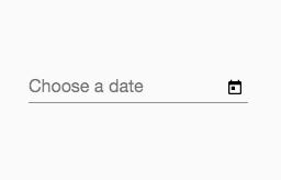 Angular Datepicker Example 📅