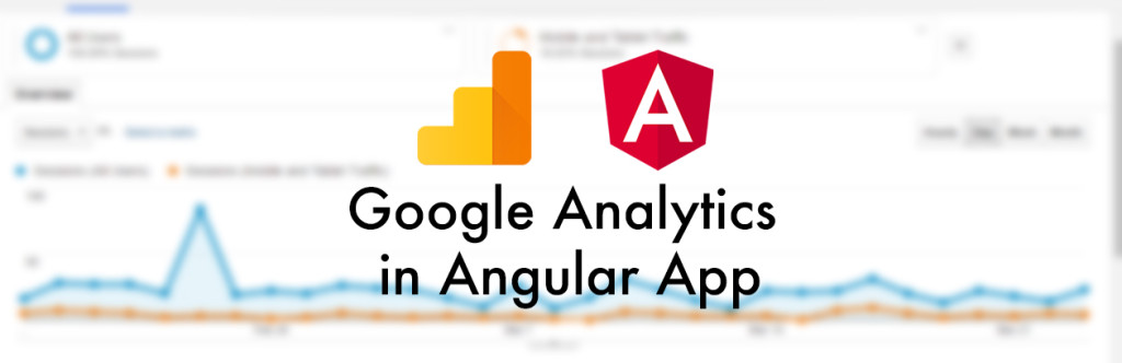 Google Analytics in Angular App