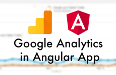 Google Analytics 📈 in Angular App — Example