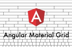 Angular Material Grid 🔲 (Example)