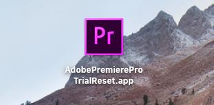 Free Premiere Pro on Mac OS X? PremierePro Trial Reset Tool!
