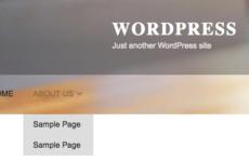 Webflow Navbar to WordPress Menu