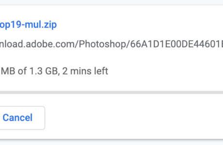 Adobe Photoshop 2018 direct download links [Windows, Mac OS X]