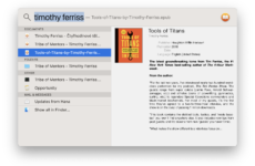 FREE ePub Quicklook and Spotlight Plugins for Mac OS X